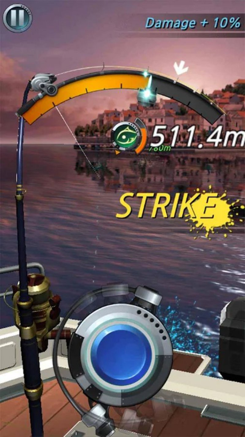 Fishing Hook-12 Top Fishing Games For Mobile