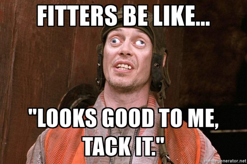 Fitters Be Like-12 Funny Looks Good To Me Memes You'll Ever See
