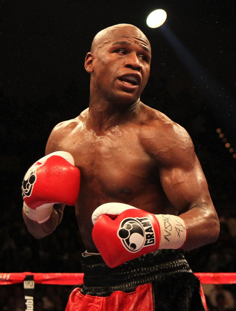 Floyd Mayweather, Jr. Net Worth ($400 Million)-120 Famous Celebrities And Their Net Worth