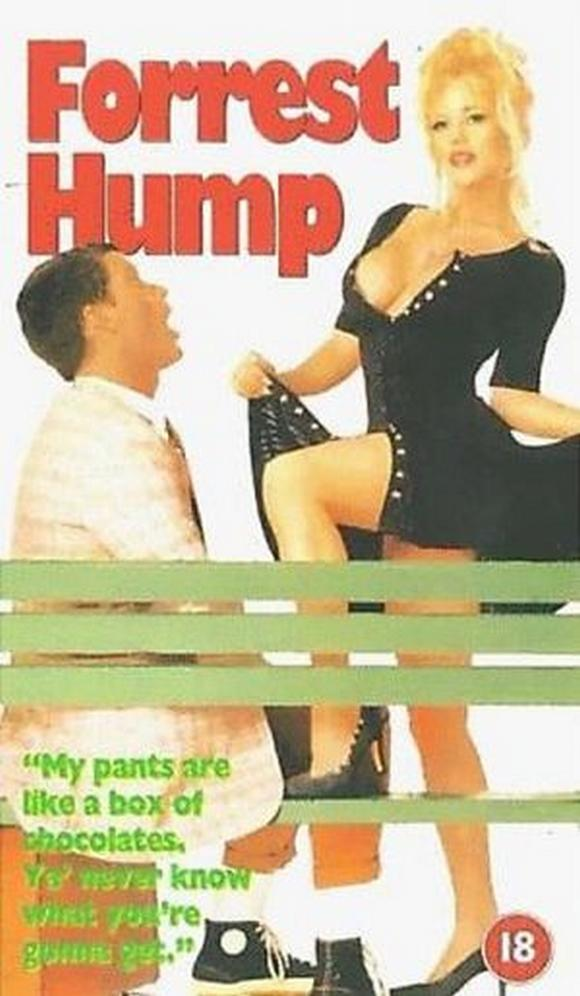 Forrest Hump-24 Funniest Porn Movie Parody Titles-3414