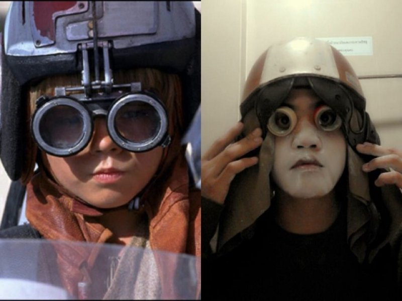 Funny Star Wars Cosplay -12 Cheap Yet Funny Cosplays Ever