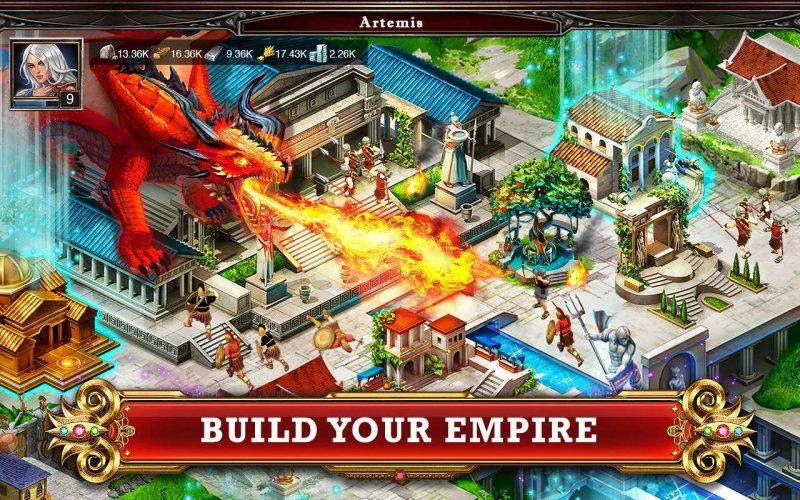 Game Of War - Fire Age-12 Best War Strategy Games For IOS And Android