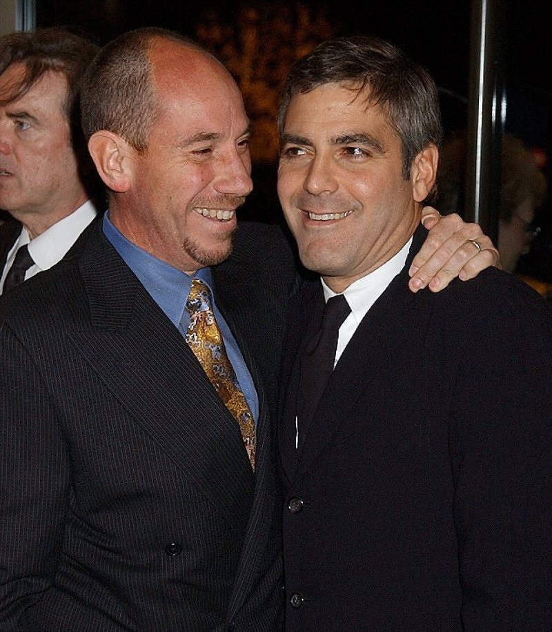 George Clooney And Miquel Ferrer-12 Celebrity Cousins You Probably Didn't Know About
