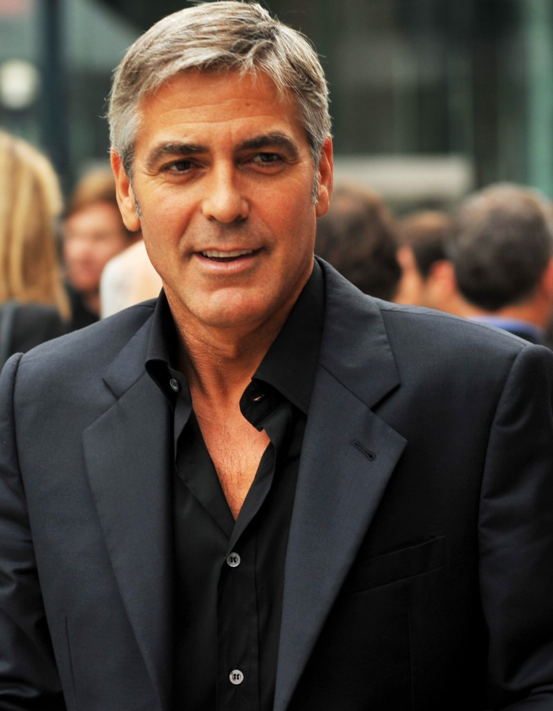 George Clooney Net Worth (0 Million)-120 Famous Celebrities And Their Net Worth