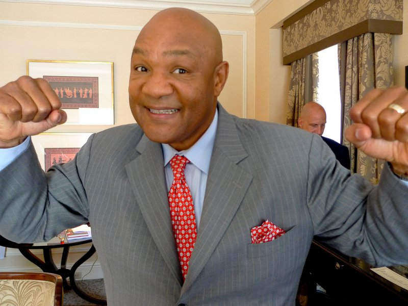 George Foreman Net Worth (0 Million)-120 Famous Celebrities And Their Net Worth