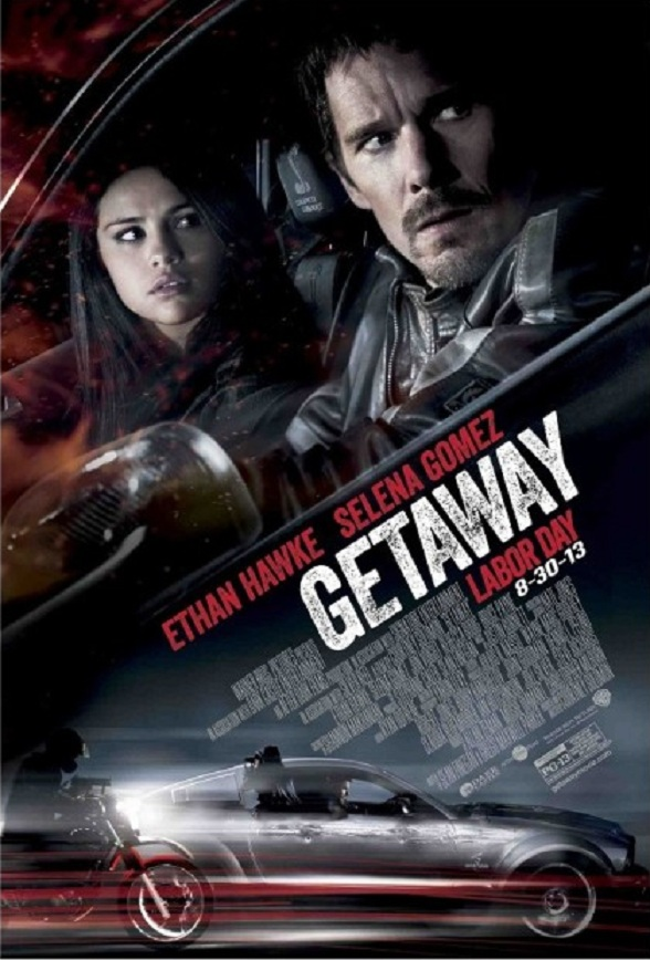 Getaway-Worst Movies Of 2013 So Far
