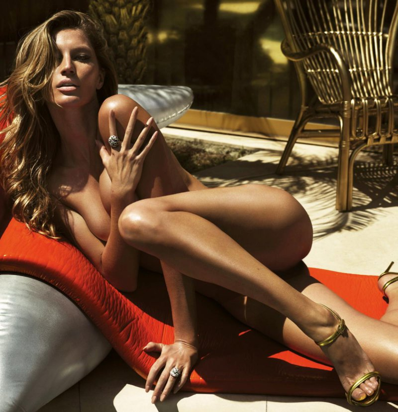Gisele Bundchen Nude Pics-Top 12 Fashion Models And Their Nude Pics