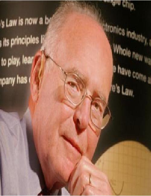 Gordon Moore-Biggest Philanthropist In The World