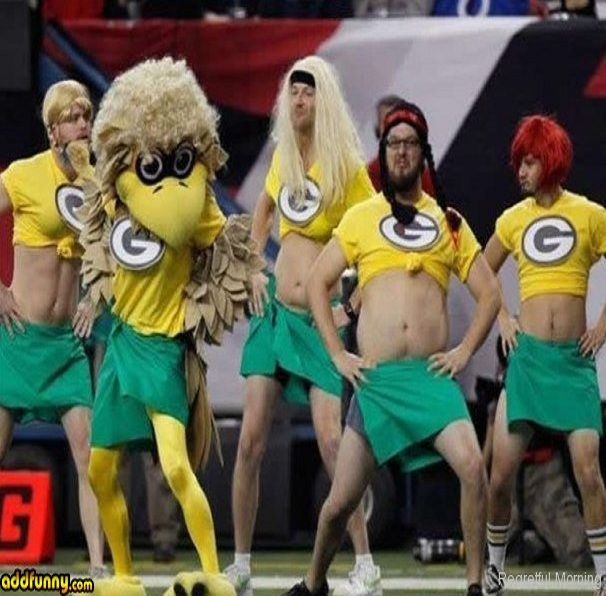 Green Bay-Top 15 Cheerleading Fails That Will Make You Lol