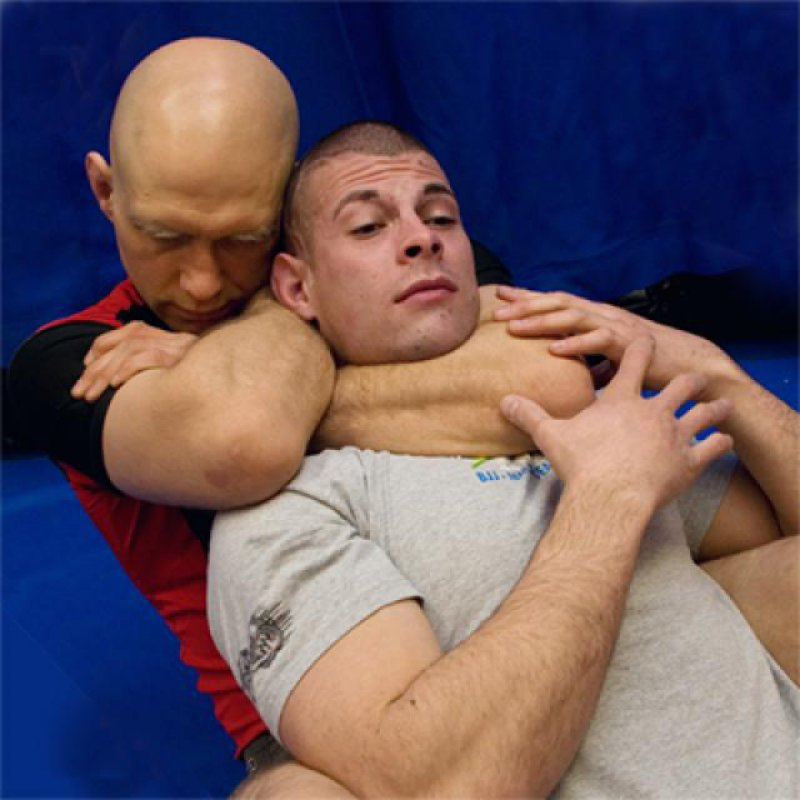 Guillotine Choke-12 Essential Brazilian Jiu Jitsu Techniques You Can Master At Home