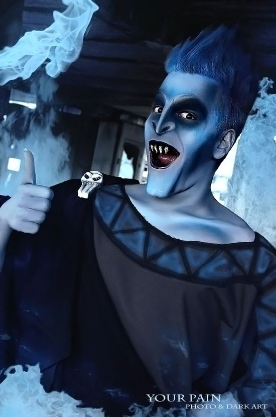 Hades cosplay-15 Best Disney Cosplays You'll Ever See