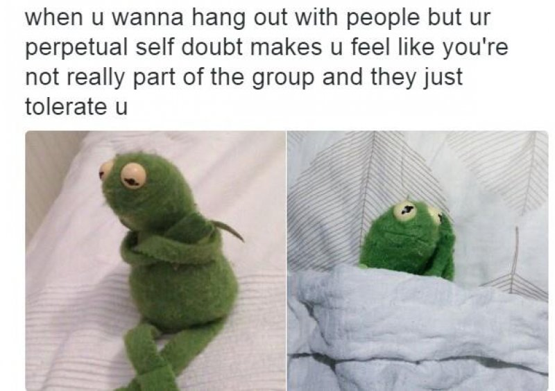 Have You Ever Felt This Way?-12 Depression Memes That Are Actually Funny