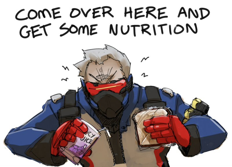 Here Comes Dad 76!-12 Hilarious Overwatch Memes That Are Sure To Make You Lol