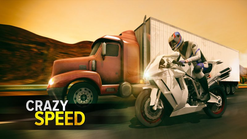 Highway Rider-15 Best Bike Riding Games For Your Mobile
