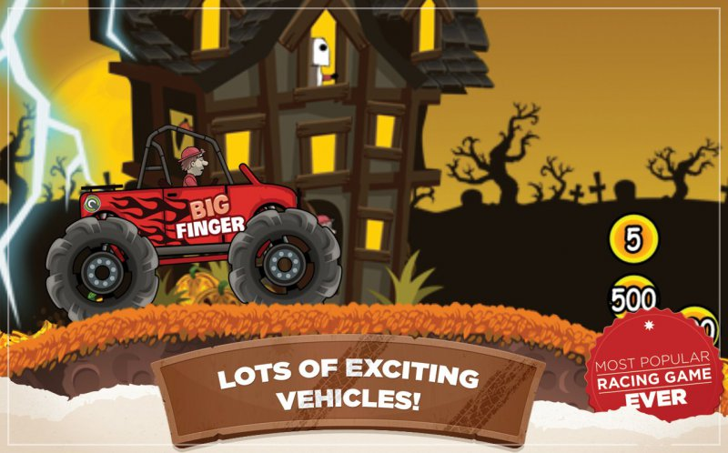 Hill Climb Racing-12 Best Physics-Based Games For IOS And Android