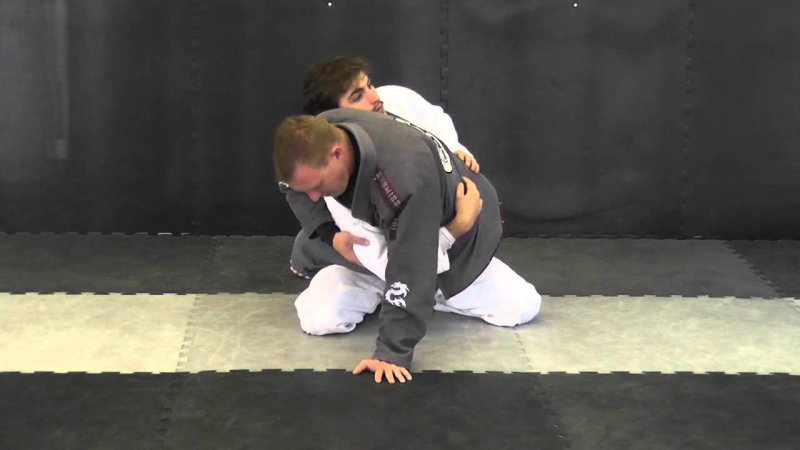 Hip Bump Sweep-12 Essential Brazilian Jiu Jitsu Techniques You Can Master At Home