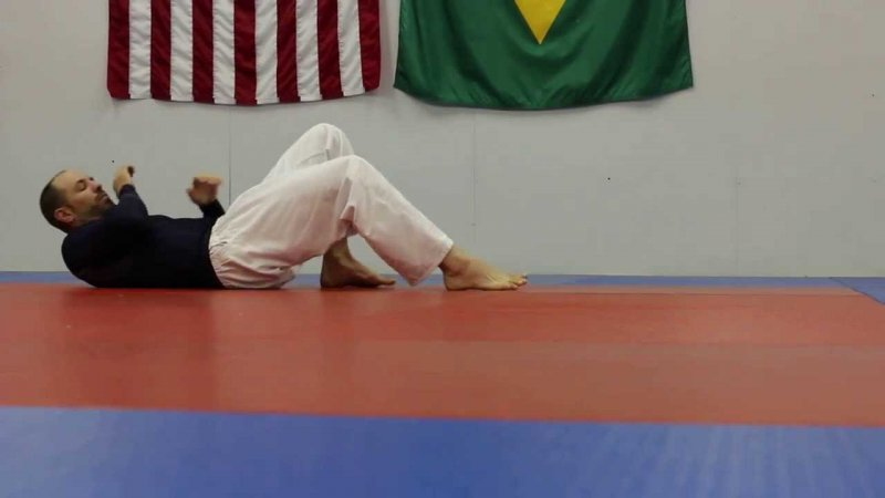 Hip Escape Or Shrimping-12 Essential Brazilian Jiu Jitsu Techniques You Can Master At Home