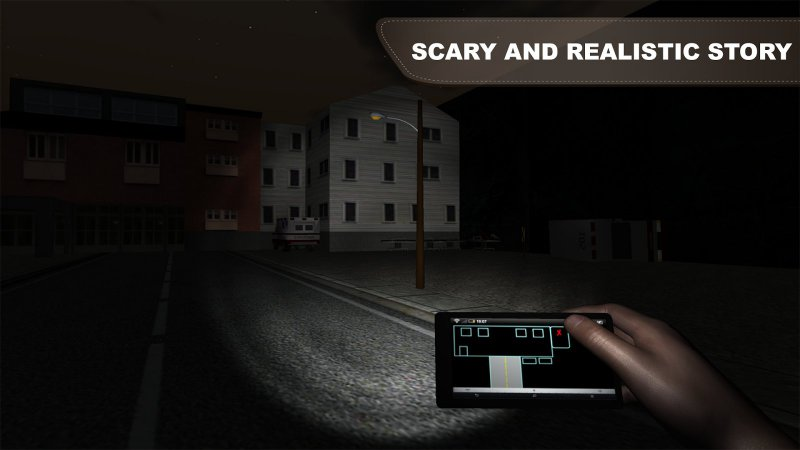 Horror Hospital 3D-12 Best Horror Games For Android And IOS