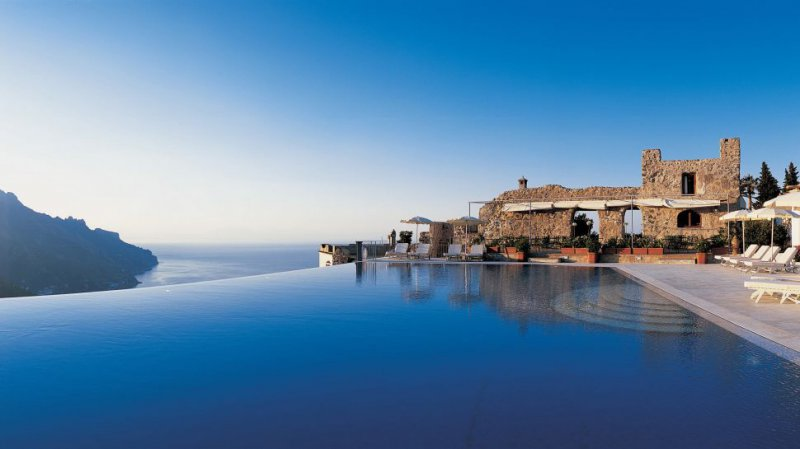 Hotel Caruso, Italy-15 Most Amazing Swimming Pools You Must Visit