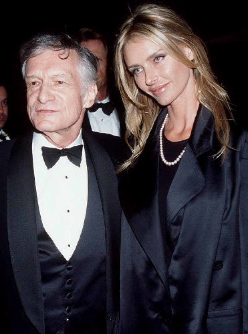 Hugh Hefner And Kimberly Conrad-12 Famous Hugh Hefner Hookups Ever