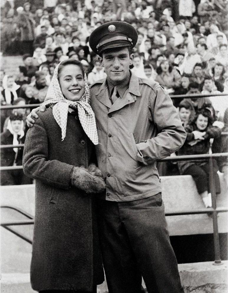 Hugh Hefner And Millie Williams-12 Famous Hugh Hefner Hookups Ever