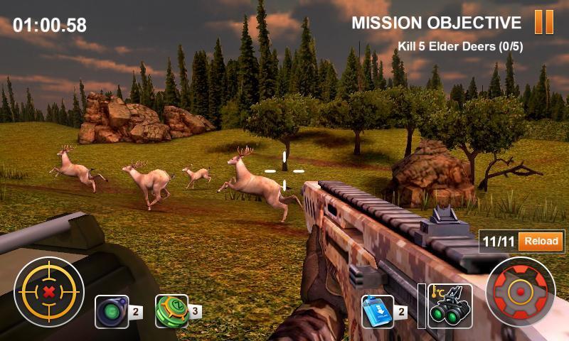 Hunting Safari 3D-15 Top Hunting Games For Mobile