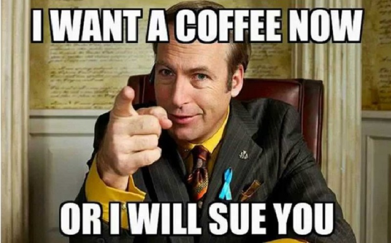 I Want Coffee Now!-12 Funny Coffee Memes That Will Make Your Day