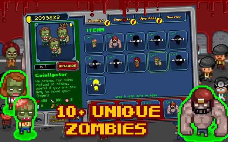 Infectonator-12 Best Pixel Games For Android And IOS