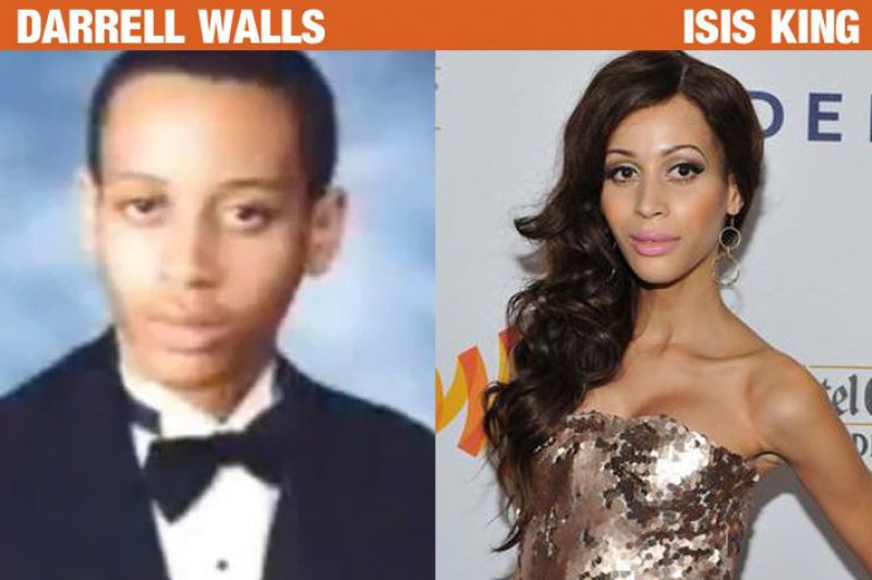 Isis King-12 Famous Transgender Celebrities You Probably Never Heard About