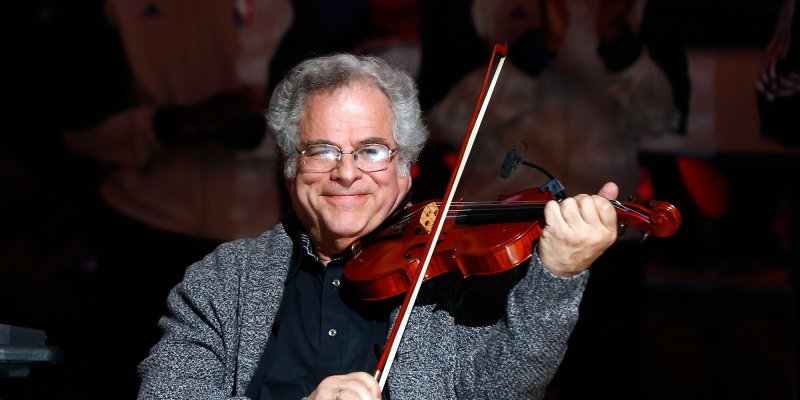 Itzhak Perlman-12 Famous Violinists Around The World