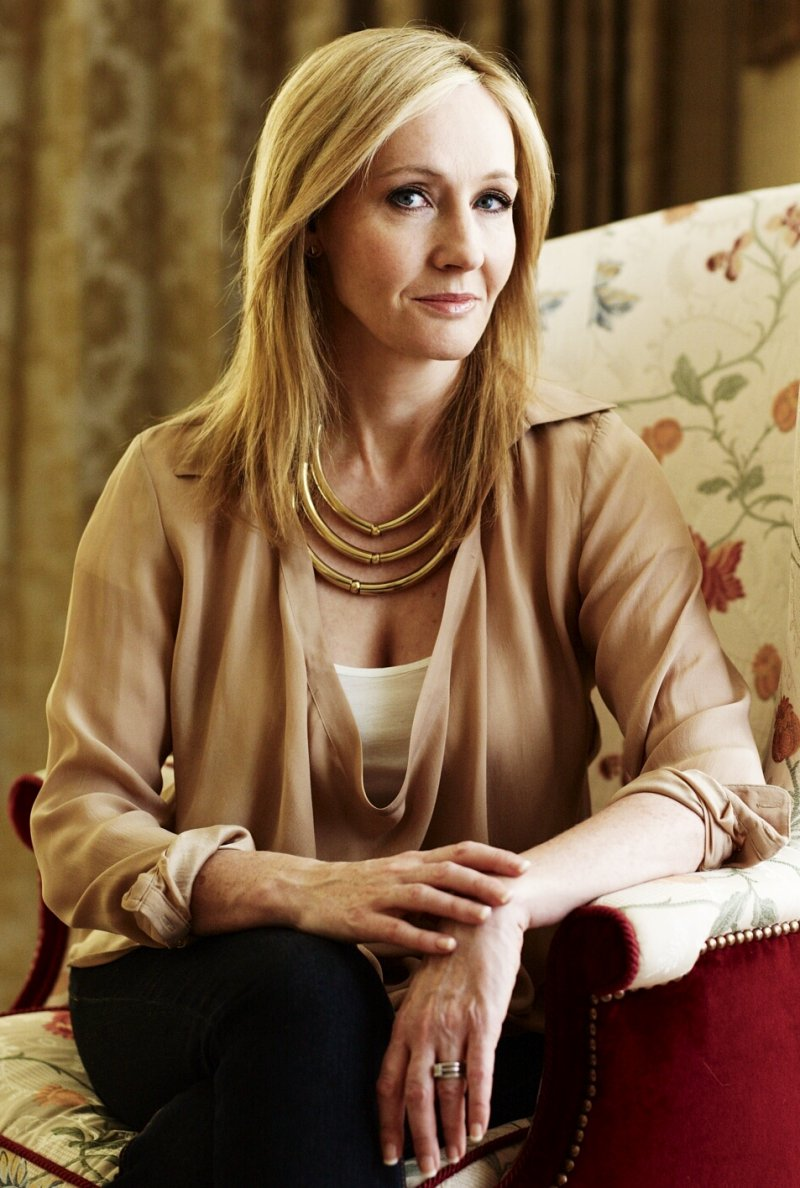 J. K. Rowling Net Worth ( Billion)-120 Famous Celebrities And Their Net Worth