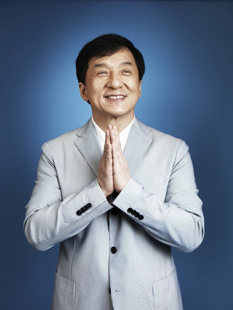 Jackie Chan ( Million)-15 Highest Paid Hollywood Actors In 2016