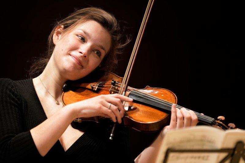 Janine Jansen-12 Famous Violinists Around The World