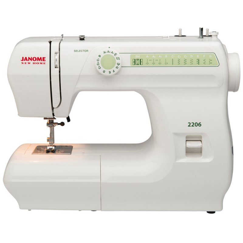 Janome 2206-12 Best Kids Sewing Machines You Can Buy Online
