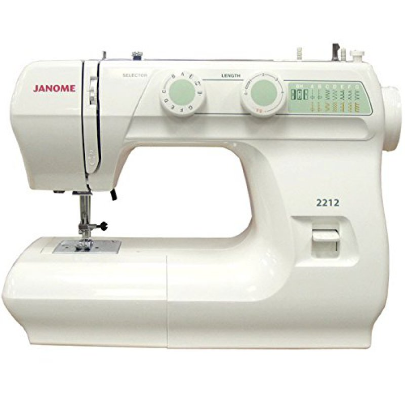 Janome 2212-12 Best Kids Sewing Machines You Can Buy Online