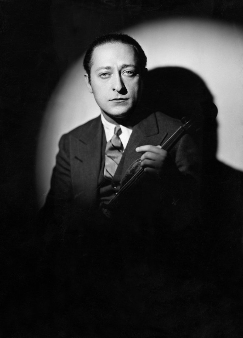 Jascha Heifetz-12 Famous Violinists Around The World