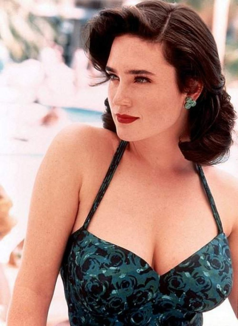 Jennifer Connelly-12 Most Beautiful Jewish Women In Hollywood