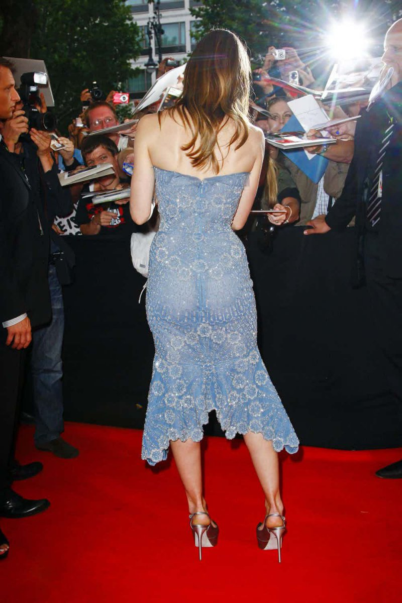 Jessica Biel-12 Big Booty Celebrities In Hollywood
