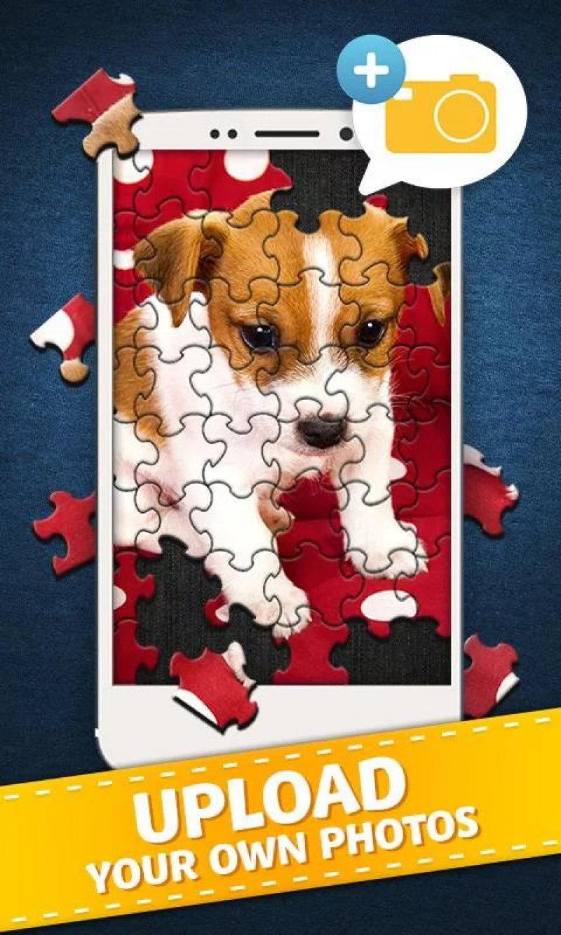 Jigty Jigsaw Puzzles-12 Best Puzzle Games For Android And IOS