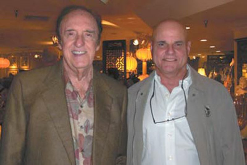 Jim Nabors And Stan Cadwallader-12 Gay Celebrities Who Married Same Sex Partners