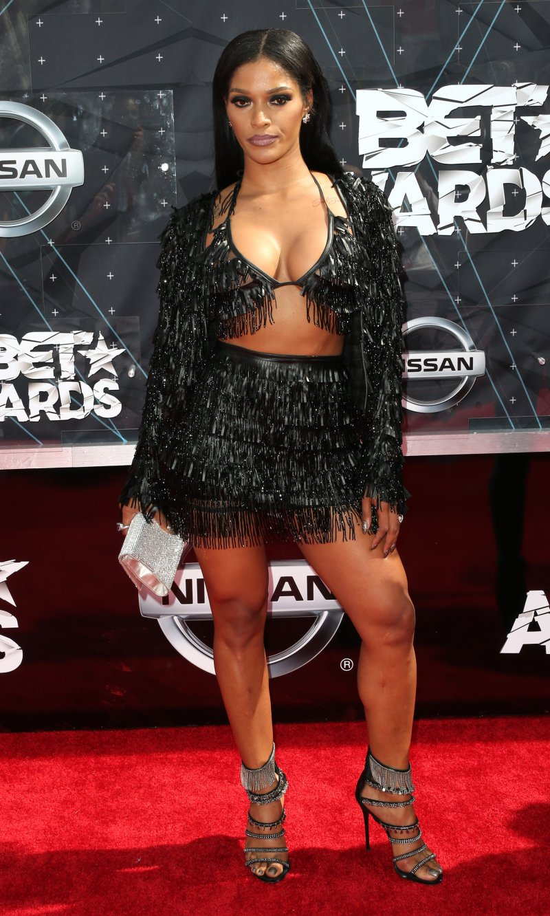 Joseline Hernandez's Stripper Name-12 Famous Celebrities And Their Stripper Names