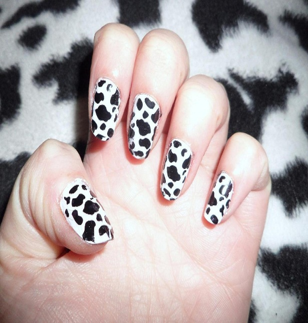 Jungle nails-15 Amazing Nail Arts That You Must Try Once In Your Life