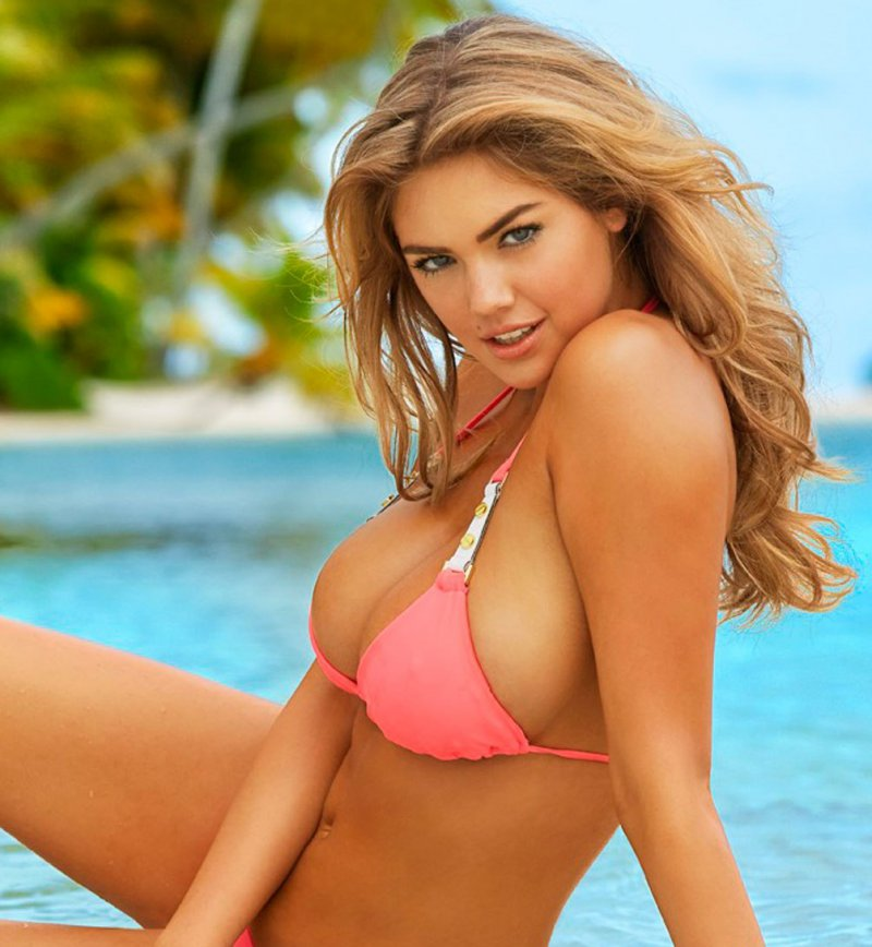 Kate Upton-12 Big Breasts Celebrities In Hollywood