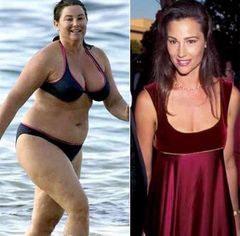 Keely Shaye Smith-12 Celebrities Who Got Fat