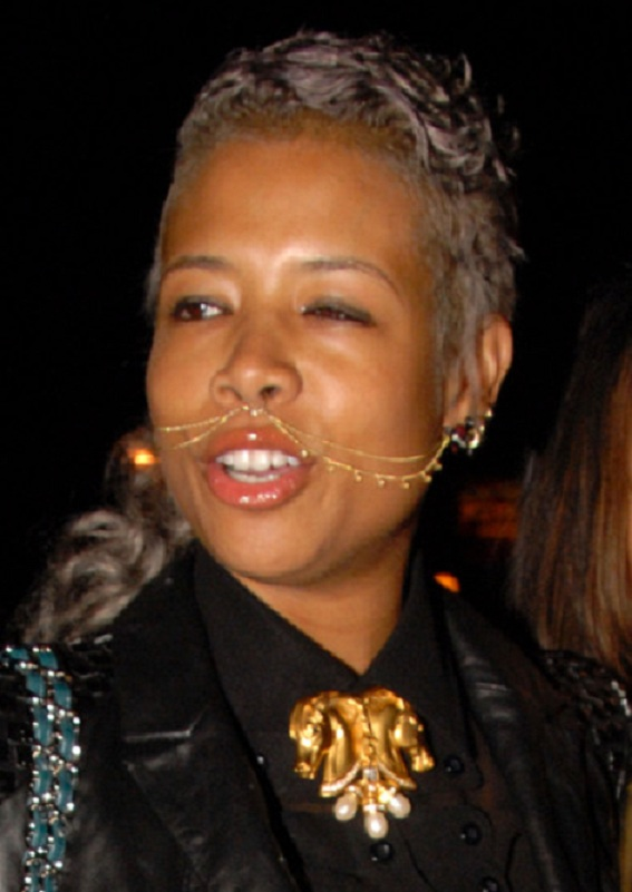 Kelis-Strange Unknown Celebrity Piercings