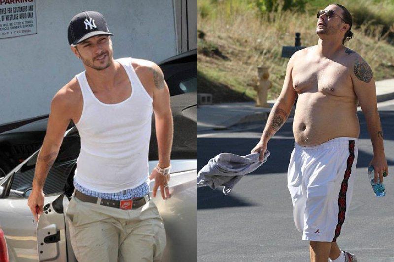 Kevin Federline-12 Celebrities Who Got Fat