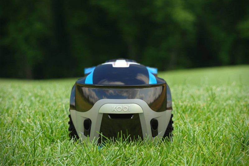 Kobi Yard Work Robot-12 Gadgets That Make You Want To Say Dude I Want That