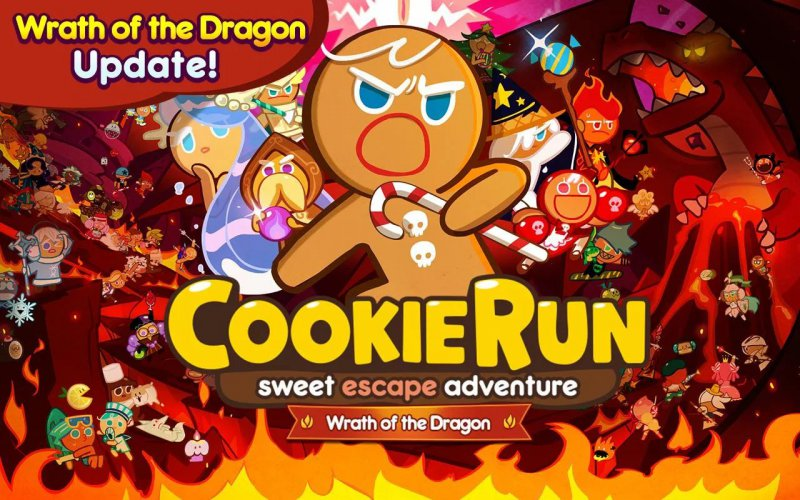 LINE Cookie Runner-12 Best Jumping Games For IOS And Android