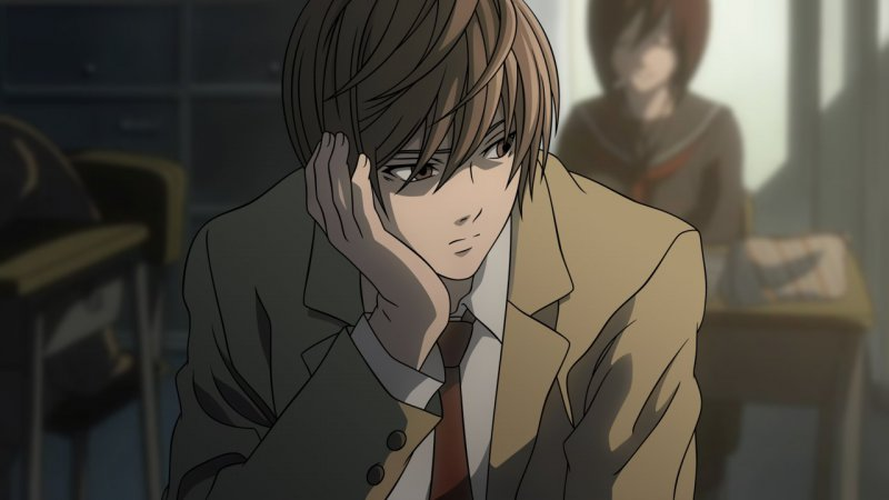 Light Yagami-12 Best Anime Pictures You Can Use As Profile Photos
