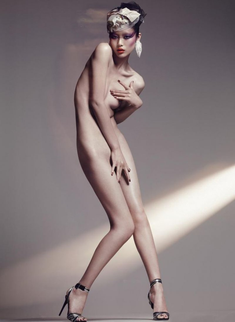 Liu Wen Nude Pics-Top 12 Fashion Models And Their Nude Pics